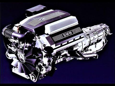 МОТОРЫ BMW M60 M62 V8 никасил и алюсил
