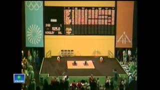1972 Olympic Weightlifting Highlights