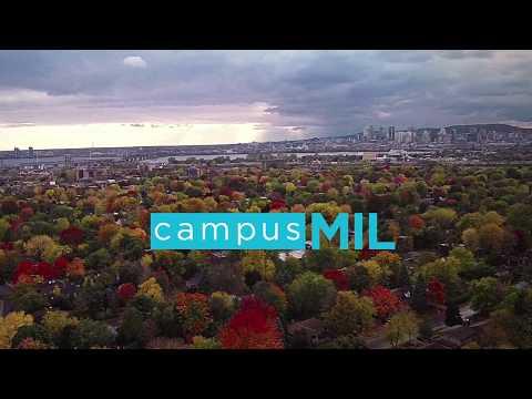 Le futur campus MIL de l'Université de Montréal (english subtitles)