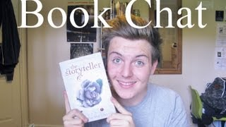Book Chat | The Storyteller by Antonia Michaelis