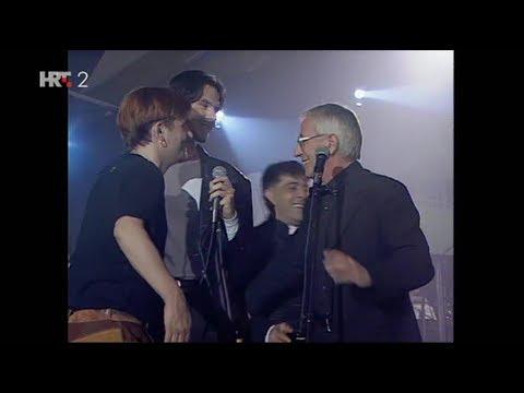 Oliver ,Dino Dvornik i Petar Grašo - Skalinada i Vjeruj u ljubav - Live(Porin 1998.)