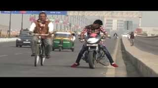 Live road accident in Lucknow !
