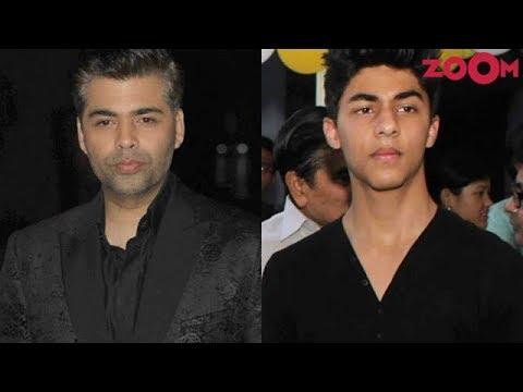 Aryan Khan to make Bollywood DEBUT with Karan Johar's 'Takht' | Bollywood News