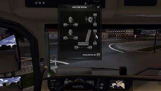 Euro Truck Simulator 2 Koltuk Pozisyonu Ayarlama Özelliği