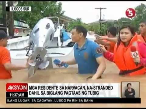 Aksyon Tanghali State Of Calamity Idineklara Na Sa Buong Ilocos