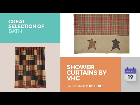 Shower Curtains By Vhc Great Selection Of Bath Products
