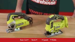 How To Use A Jigsaw - Diy At Bunnings