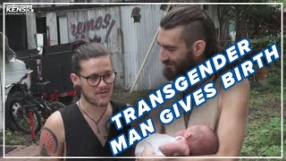 'I've always wanted to be a father': San Antonio transgender man gives birth