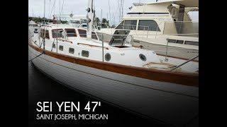 [UNAVAILABLE] Used 1981 Sei Yen 46 Pilothouse Sloop in Saint Joseph, Michigan