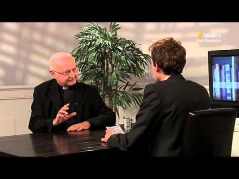 Zollitsch privat - Der Mann hinter dem Amt; Erzbischof Robert Zollitsch - Bibel TV das Gespräch