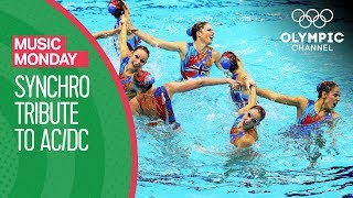Australia's Synchro Tribute to AC/DC | Music Monday