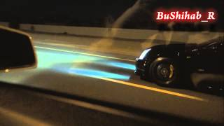 Shelby GT500 & Audi TT RS & C63 AMG vs CTS-V Coupe vs BMW 1M in UAE