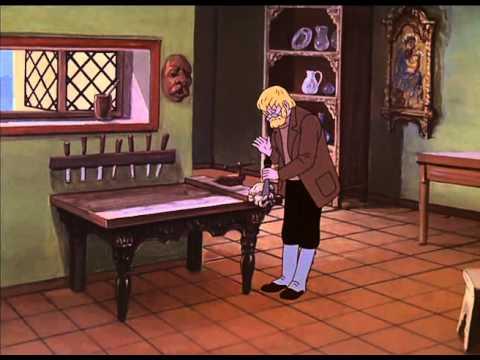 Un burattino di nome Pinocchio 1971 - finale