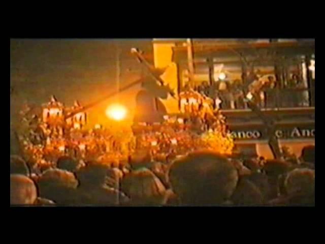 Cristo de los Gitanos en Campana 1993 - YouTube
