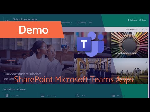 Building A Microsoft Teams App With SharePoint Modern Lookbook Templates (no Code!)