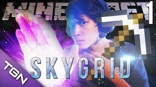 MINECRAFT SKYGRID #1 - MYSTERY SOUND | ฝ่าแดนวิกฤตเหิรเวหา