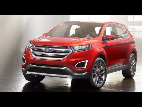 Ford Edge Redesign Exterior And Interior Sport