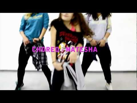 Nicki Minaj - Beez in the trap.Juzz Funk. Choreo by Natesha. Школа танцев All Stars.