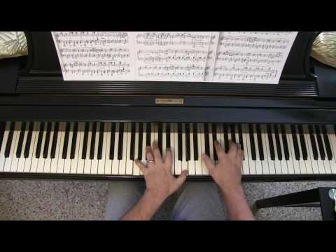 """GRIEG: Berceuse, Op. 38 No. 1 (from """"Lyric Pieces"""")"""