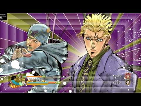 JoJo's Bizarre Adventure: What if: Nails vs Hair (requested by Jordan Leong)