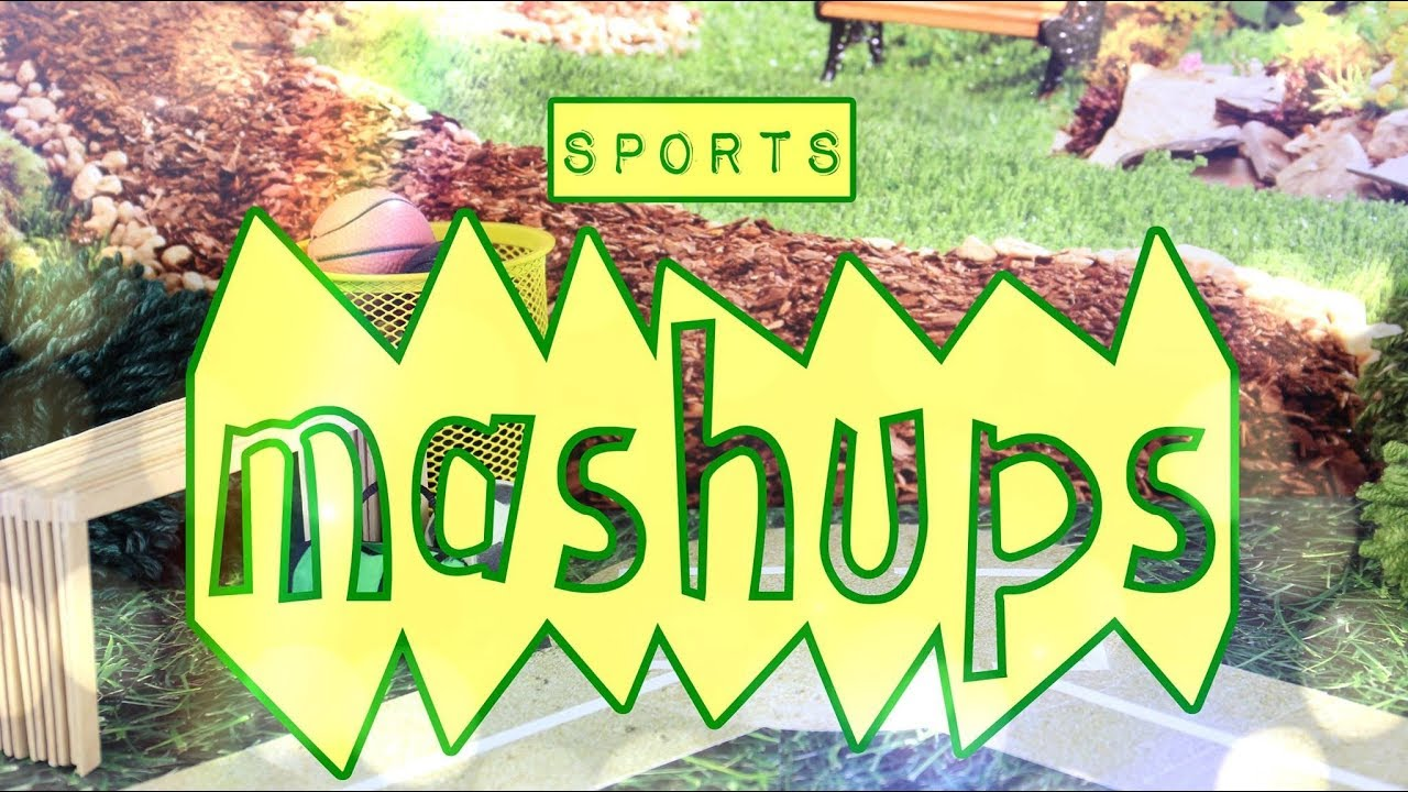Mash Ups Doll Sports Crafts
