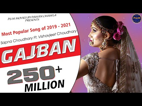 Gajban || Chundadi Jaipur Ki || Sapna Choudhary || New Haryanvi Song Video 2019 || P&M Movies