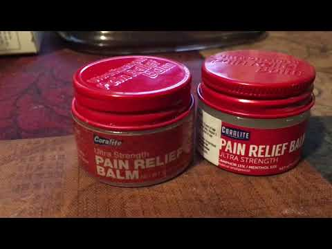 Review On Arctic Gel And Pain Relief Balm From The Dollar Tree