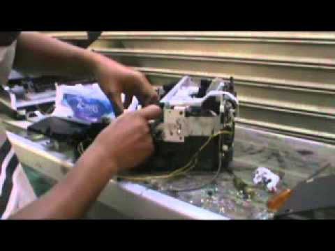 How To Fix Error E3 Of Canon Mp Printer Youtube