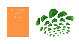Video: BILLOWS PU FAMILY - Amazing range of ergonomic, rounded edges Jugs family.