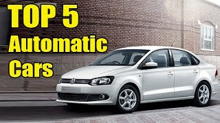 top 5 automatic cars launched in india 2014   diesel petrol