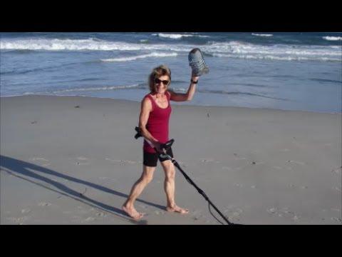 20 Minute Challenge - Metal Detecting, Emerald Isle, NC