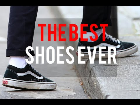 ac2473efe99 MY FAVORITE SHOES - YouTube