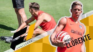 MARCOS LLORENTE SE DESESPERA en el FAST 1 Challenge · Atlético de Madrid