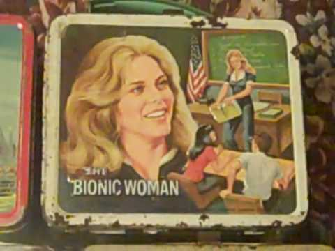 Image result for lunch boxes from the 60s  you tube
