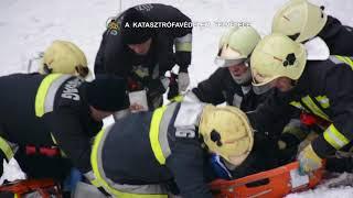 FKI - Egy síelőt ért baleset a Normafánál