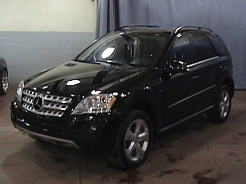 mvs 2011 mercedes benz ml350 bluetec youtube. Black Bedroom Furniture Sets. Home Design Ideas