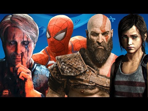 Predicting The Release Date Of ALL Major PS4 Exclusive Games In 2018 & 2019!