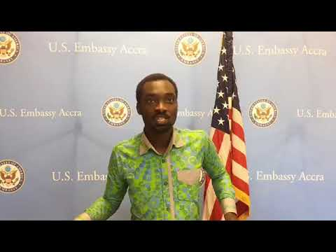 If you want a Job at USA Embassy in Ghana, Listen to the Embassy's Human Resource Manager (New)