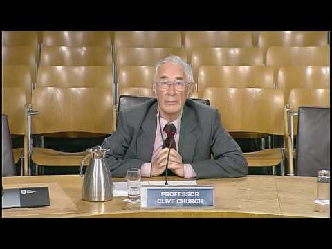 Culture, Tourism, Europe and External Relations Committee - Scottish Parliament: 24th November 2016
