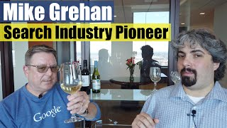 Mike Grehan - The Search Industry Pioneer Who Sees The Future - Vlog 39 thumbnail