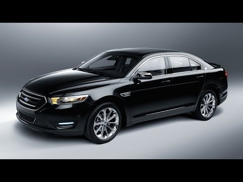 Ford Taurus 2014 Review - YouTube
