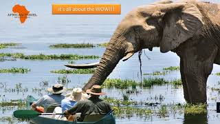 Explore Africa with African Travel & Morris Murdock Travel