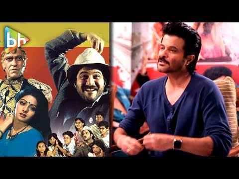 """""""Mr. India SEQUEL Will Be Made Definitely"""": Anil Kapoor   Anees Bazmee   Mubarakan"""