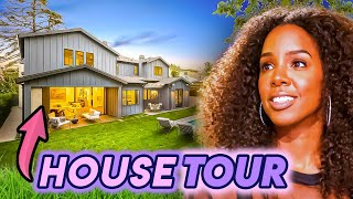 Kelly Rowland | House Tour | Her Sherman Oaks Dream Home & More