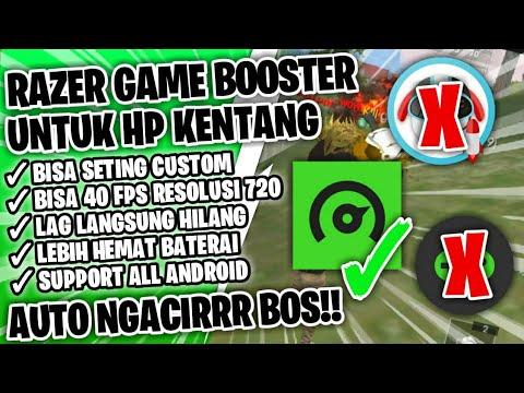 AUTO NGACIR!!! APLIKASI GAME BOOSTER TERBAIK UNTUK GAME ANDROID