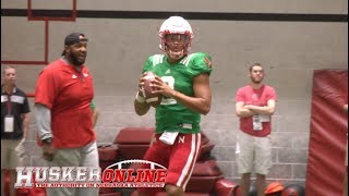 HOL HD: Nebraska Football Friday Fall Practice Report