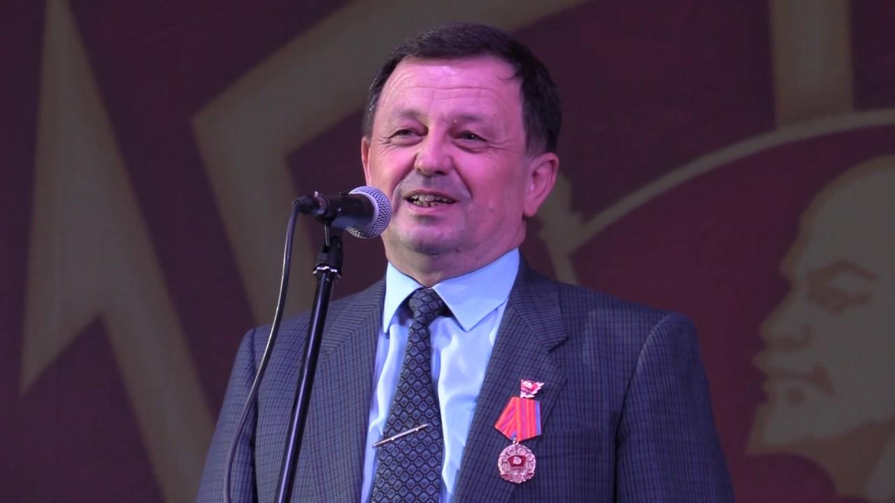В Гулькевичи отметили 100 -летие ВЛКСМ