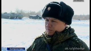 Военные Екатеринославки выявляли лучших профессионалов