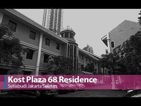 kost plaza 68 residence setiabudi jakarta selatan youtube. Black Bedroom Furniture Sets. Home Design Ideas