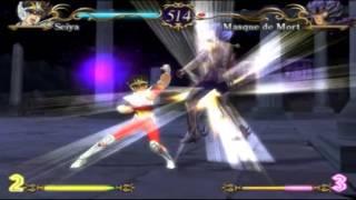 [PS2][Saint Seiya : Les Chevaliers du Zodiaque : Hades] - 1er Combat